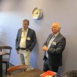 Onze gastheren, Raymond Woolderink & Henk van der Meij