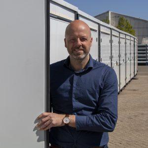 Jan-Hein Streppel directeur Salland Storage